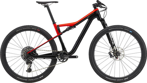 2020 Cannondale Scalpel Si Carbon 3 Acid Red