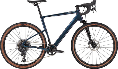 2021 Cannondale Topstone Carbon Lefty 1