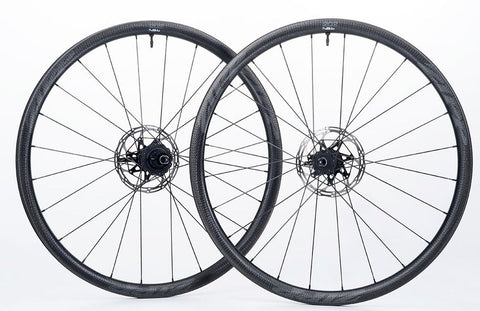 Zipp 202 NSW Wheelset Carbon Tubeless Clincher Disc Brake