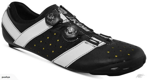 Bont Road Shoes Vaypor + Black/White