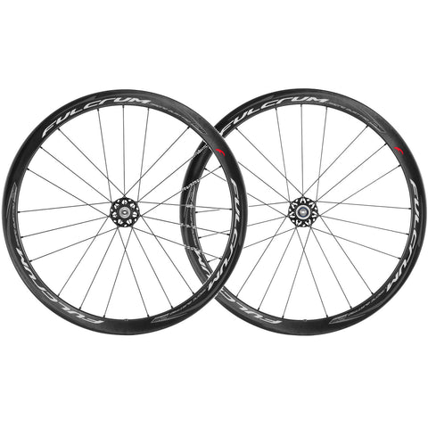 Fulcrum Quattro Carbon Disc Wheelset Thru-Axle HG11