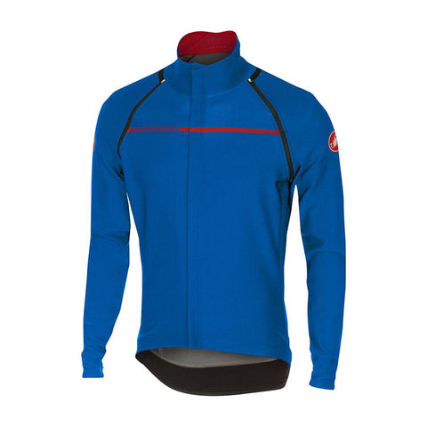 Castelli Perfetto Convertible Jacket Blue