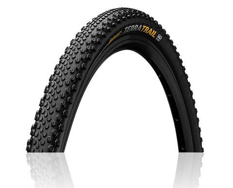 Continental Terra Trail tyres