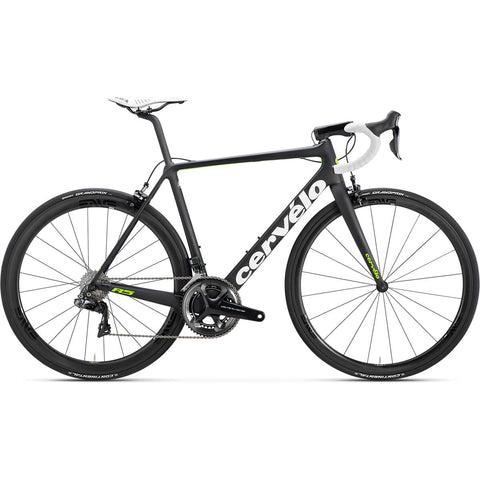 Cervelo R5 Dura-Ace Black/Green