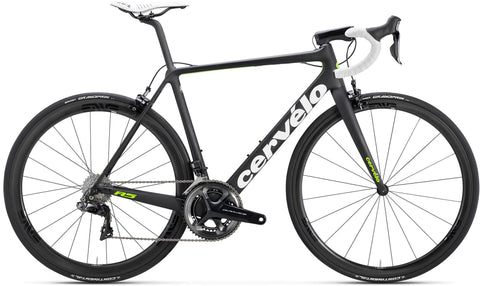 Cervelo R5 Dura-Ace Di2 Black/Green