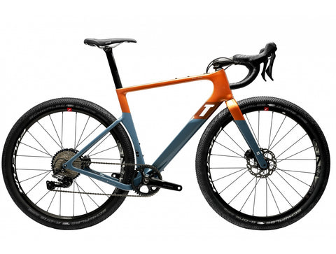 3T Exploro Max Gravel 1xGRX Orange/Grey