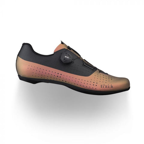 Fizik Shoes Tempo R4 Overcurve Copper/Black