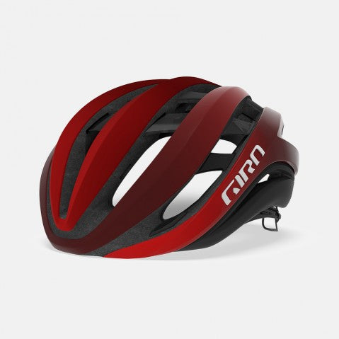 Giro Aether Spherical Mips Helmet Red/Dark Red