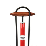 Silca Floor Pump Pista Red 220psi