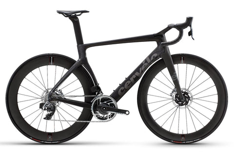 2021 Cervelo S5 Disc Red Etap AXS Carbon/Holographic