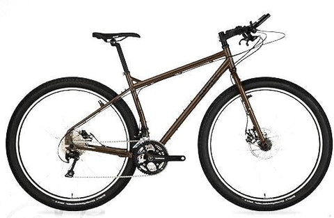 Surly Ogre 17 Brown Large