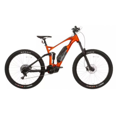 Voodoo Zobop E-Shimano Full Suspension Electric Mountain Bike