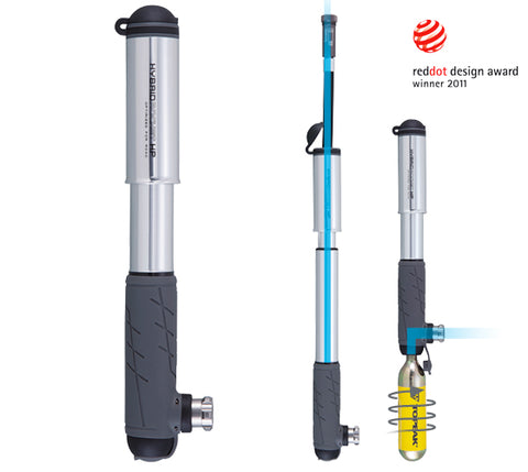 Topeak Hybrid Rocket HP Hand Pump