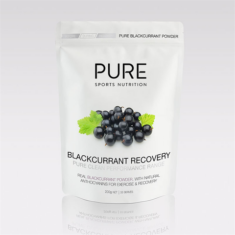 Pure Blackcurrant Recovery 200g