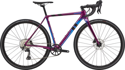 2021 Cannondale SuperX 2 Women's Purple