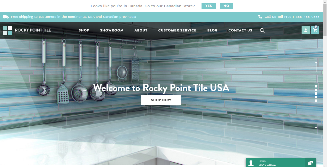 New Online Tile Stores in Canada and the USA – Rocky Point Tile ...
