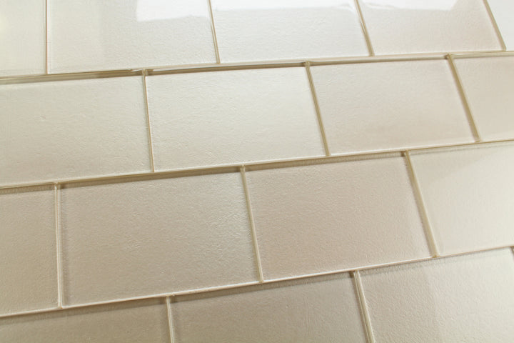 elements sand 4x6 glass subway tiles rocky point tile glass and mosaic tile store