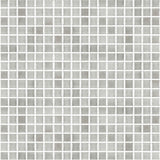 Harmony Argento 5/8 x 5/8 Recycled Glass Mosaic Tiles - Rocky Point Tile - Glass and Mosaic Tile Store