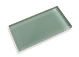 Privilege Green Made To Order Glass Subway Tiles - Rocky Point Tile - Glass and Mosaic Tile Store