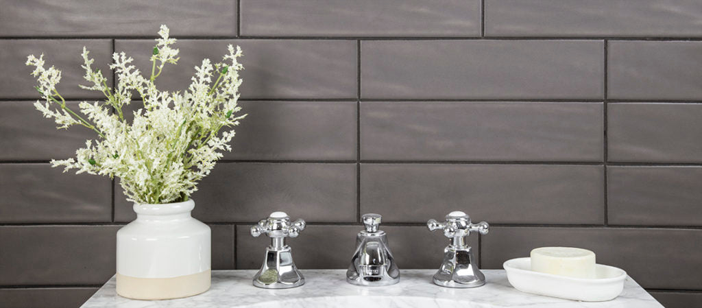 Boston 3x12 Matte Porcelain Subway Tile - Cocoa