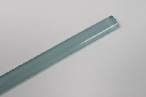 Jasper Blue Gray Glass Pencil Trim - Rocky Point Tile - Glass and Mosaic Tile Store