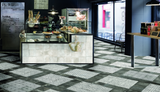 Mariner 900 8x8 Glazed Porcelain Pattern Floor Tiles - Nera Decor Maioliche 8