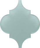 Pacifica Arabesque Glass Mosaic Tiles
