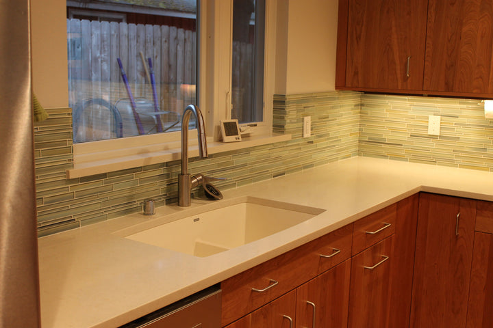Charming ... Reflections Hand Painted Linear Glass Mosaic Tiles   Rocky Point Tile    Glass And Mosaic Tile ... Photo