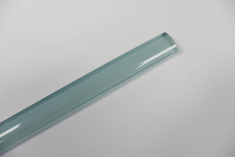 Seafoam Glass Pencil Trim - Rocky Point Tile - Glass and Mosaic Tile Store