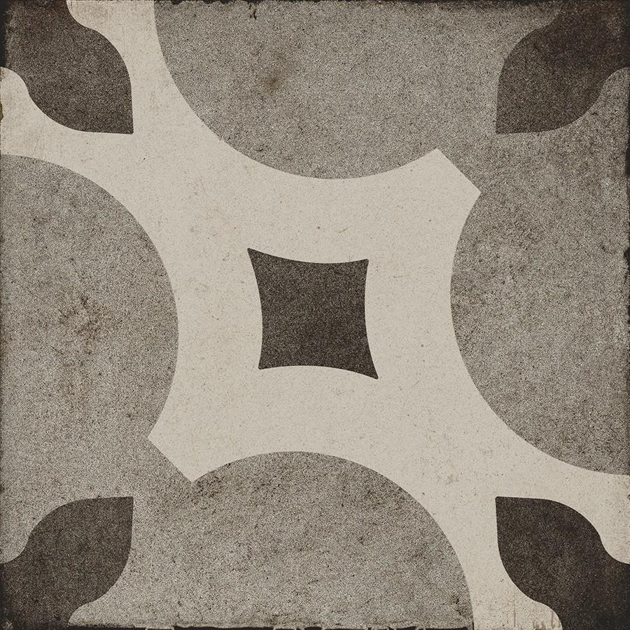 Talco 6 Decor - Ottocento 8x8 Encaustic Look Tiles