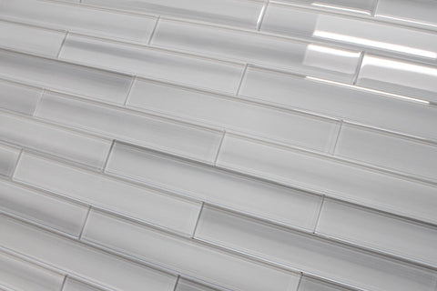 Vail Hand Painted 2x12 Glass Subway Tiles - Rocky Point Tile - Glass and Mosaic Tile Store