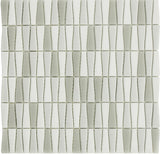 Vetro D'Terra Carrara Bottle Shaped Glass Mosaic Tiles - Rocky Point Tile - Glass and Mosaic Tile Store