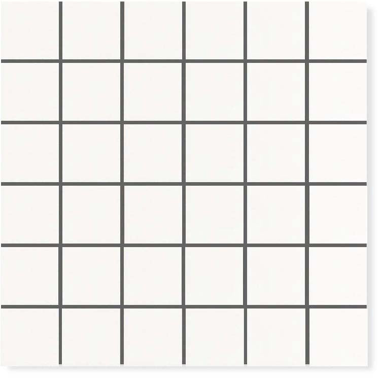 White Glazed Porcelain 2 x 2 Mosaic Tiles - 10 Square Feet - Rocky Point Tile - Glass and Mosaic Tile Store