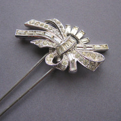 Capri - Deco Crystal Hair Pin