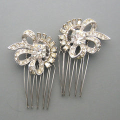 Caprice - Bridal Hair Combs