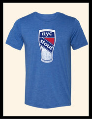 RW&B Pint ~ Blue Short Sleeve Tee