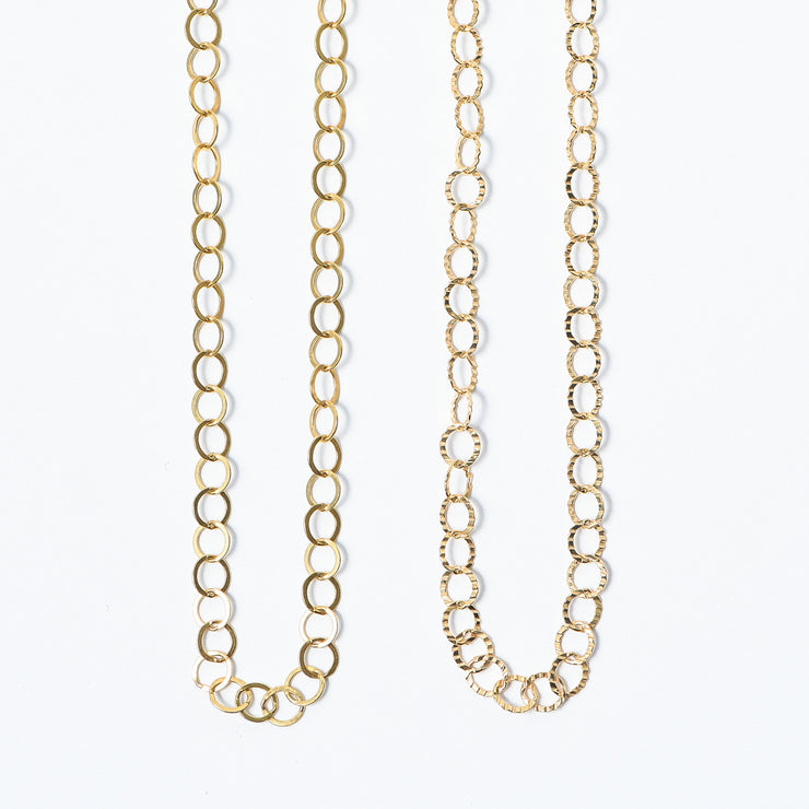 5mm Goldfill 16-30 Inch Chain