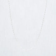 Sterling Silver XSmall Paper Clip Layering Chain