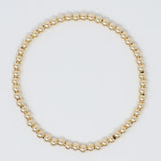 4mm 14k Goldfill Bracelet