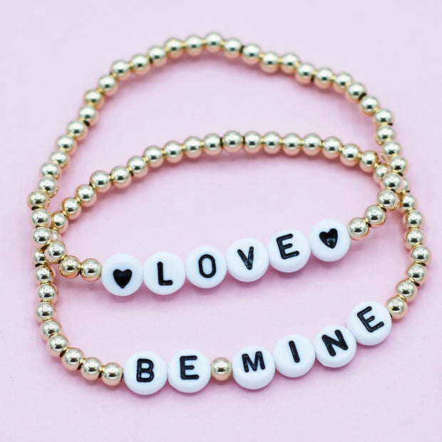 Name It 'Be Mine' Bracelet
