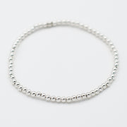 Sterling Silver Stretch Bracelet