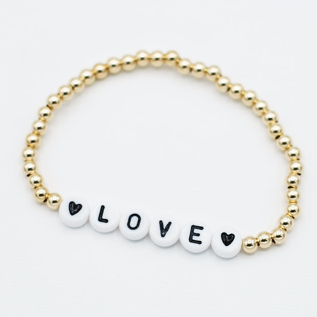 Name It 'Love' Bracelet