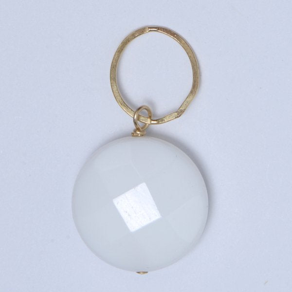 White Quartz Pendant