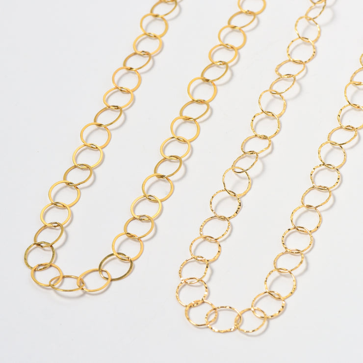10mm Goldfill 16-30 Inch Chain
