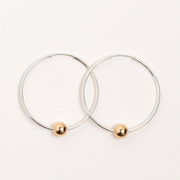 Hoops & Goldfill Drops