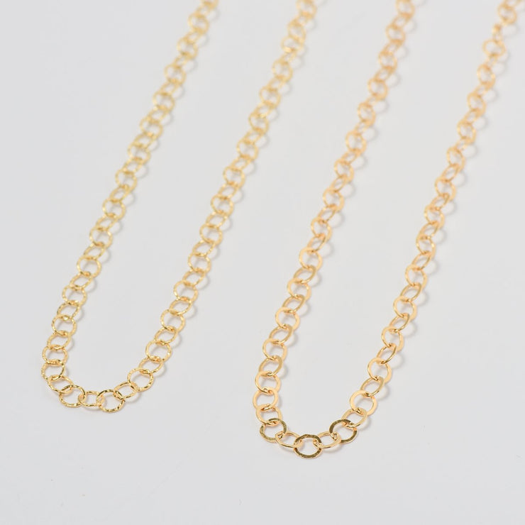 3mm Goldfill 16-30 Inch Chain