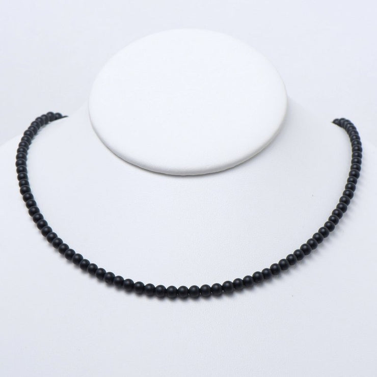 Black Onyx Necklet