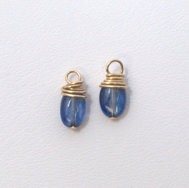 Kyanite Hoop Drops