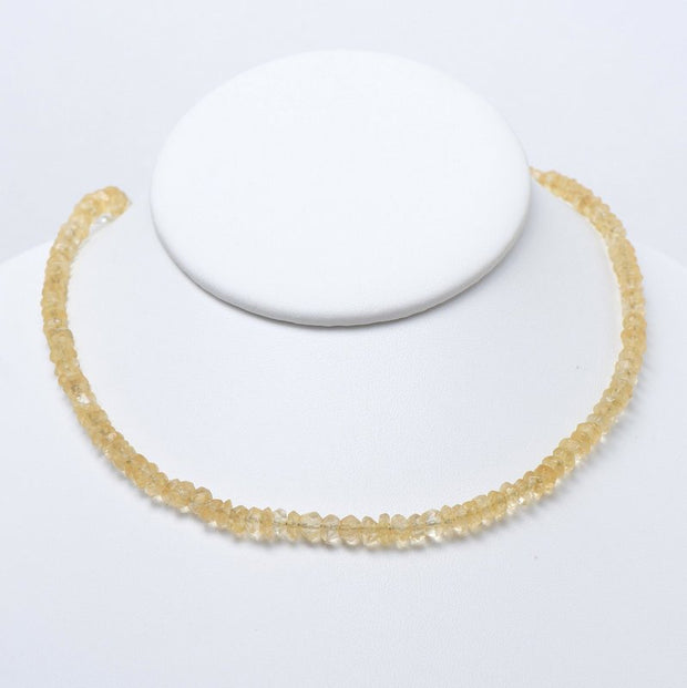 Citrine Necklet