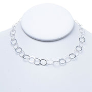 10mm Sterling Silver 16-30 Inch Chain